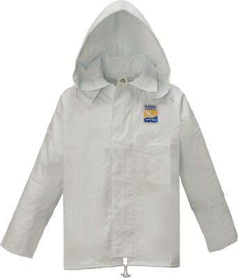 ロゴス マリンエクセル ジャンパー ホワイト LL【12020611】(保護具・作業服)【S1】