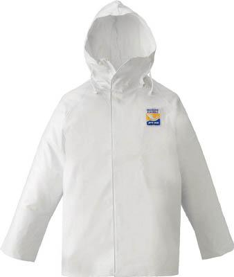 ロゴス マリンエクセル パーカー ホワイト LL【12030611】(保護具・作業服)【S1】