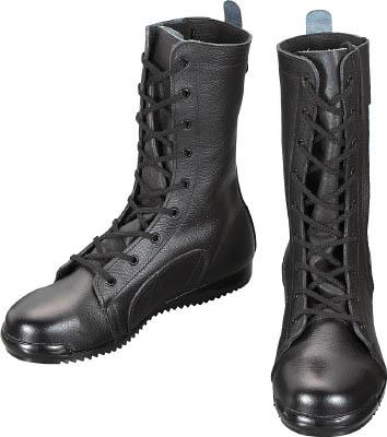 シモン 安全靴高所作業用 長編上靴 3033都纏 26.0cm【3033-26.0】(安全靴・作業靴・安全靴)