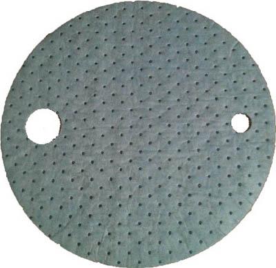 JOHNAN 油吸収材 ドラム缶用マット(25枚入り)【AD550】(清掃用品・吸収材)