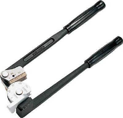 RIDGE レバータイプチューブベンダー 6MM 406M【36112】(水道・空調配管用工具・チューブベンダー)