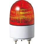 パトライト 小型LED表示灯【PES-100A-R】(電気・電子部品・表示灯)