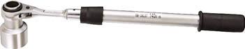 TOP 水道本管用ストレート形トルクレンチ 単能型 36mm【RM-36LST】(レンチ・スパナ・プーラ・ラチェットレンチ)【S1】