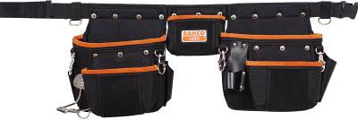 バーコ 高所作業用3ポケットベルトセット【4750-3PB-2】(工具箱・ツールバッグ・ツールホルダ・バッグ)