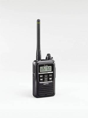 アイコム デジタル簡易無線機【IC-DPR3】(安全用品・標識・トランシーバー)