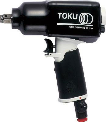 TOKU 超軽量・小型インパクトレンチ1/2 MI-16M【MI-16M】(空圧工具・エアインパクトレンチ)