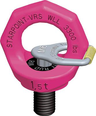 RUD スターポイントVRS-M24【VRS-M24】(吊りクランプ・スリング・荷締機・アイボルト)【S1】