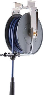TRIENS エアーホースリール(耐スパッタ仕様)内径11mm×15m【SHR-40PAS】(流体継手・チューブ・エアリール)(代引不可)
