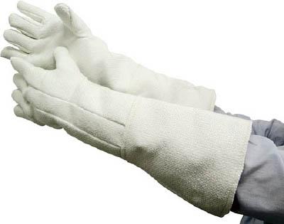 ZETEX ゼテックス手袋 58cm【20112-2300】(作業手袋・耐熱・耐寒手袋)