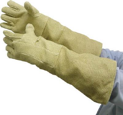ZETEX ゼテックスプラスダブルパーム手袋58cm【20112-2301-ZP】(作業手袋・耐熱・耐寒手袋)