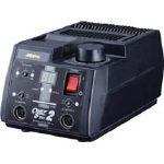 ミニター ミニモ D.C.パワーパック(2ステーションタイプ)【C2012】(電動工具・油圧工具・マイクログラインダー)【S1】