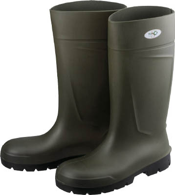 シモン 安全長靴 ウレタンブーツ 27.0cm【SFB-27.0】(安全靴・作業靴・長靴)