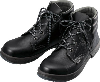 シモン 安全靴 編上靴 SS22黒 25.5cm【SS22-25.5】(安全靴・作業靴・安全靴)