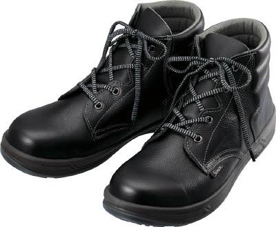 シモン 安全靴 編上靴 SS22黒 27.5cm【SS22-27.5】(安全靴・作業靴・安全靴)