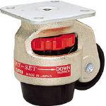 オリイ キャリセット移動式防振装置【CSC01】(機械部品・防振材)