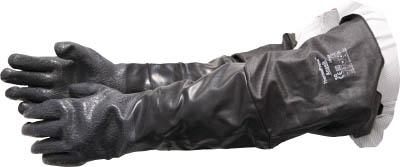 アンセル 耐熱手袋 スコーピオロング LL【NO19-026-10】(作業手袋・耐熱・耐寒手袋)【送料無料】