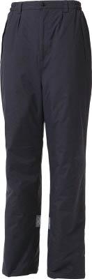 TRUSCO 暖かパンツ LLサイズ ブラック【TATBP-LL-BK】(冷暖対策用品・寒さ対策用品)