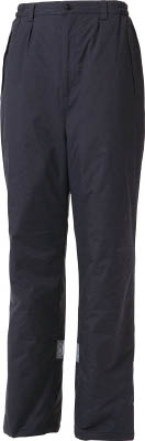 TRUSCO 暖かパンツ Mサイズ ブラック【TATBP-M-BK】(冷暖対策用品・寒さ対策用品)