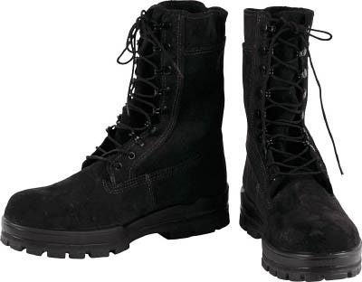 Bates US ネイビー スウェード デュラショックス EW7【E01421EW7】(安全靴・作業靴・タクティカルブーツ)