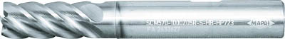 マパール Opti-Mill-HPC 不等分割5枚刃 サイレントミル【SCM570J-1000Z05R-S-HA-HP723】