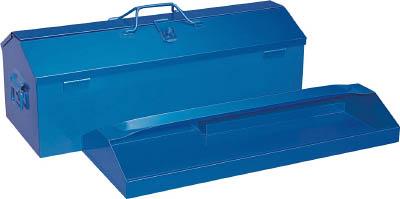 リングスター N型両開きツールボックスNL-720ブルー【NL-720-B】(工具箱・ツールバッグ・スチール製工具箱)