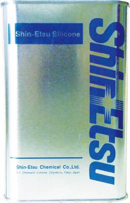 信越 シリコーンオイル 1000CS 1kg【KF50-1000CS-1】(化学製品・離型剤)
