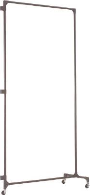TRUSCO 溶接フェンス用フレーム 1015型 接続 キャスタータイプ【TF-1015CS】(溶接用品・溶接遮光フェンス)【S1】