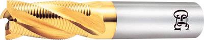 2019年最新入荷 ハイスエンドミル【EX-TIN-RESF-45】(旋削・フライス加工工具・ハイスラフィングエンドミル)():リコメン堂 OSG-DIY・工具