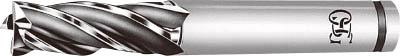 OSG XPMエンドミル 4刃 ショート 22【XPM-EMS-22】(旋削・フライス加工工具・ハイススクエアエンドミル)