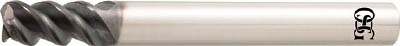 OSG PHXハイフィーダーブルノーズ 4XR1【PHX-CRT-4XR1】(旋削・フライス加工工具・超硬ラジアスエンドミル)