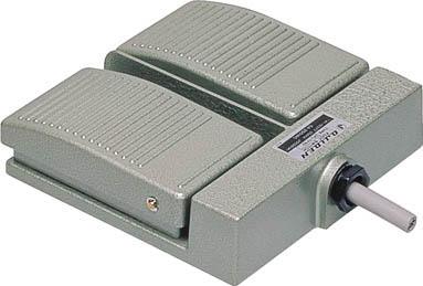 オジデン フットスイッチ【OFL-TV-S3】(電気・電子部品・スイッチ)