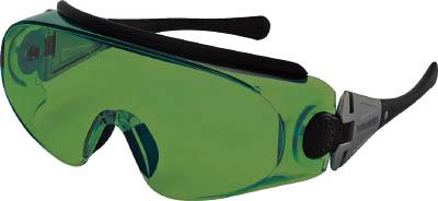 スワン レーザ光用一眼型保護めがね【YL-760 YAG】(保護具・レーザー用保護メガネ)