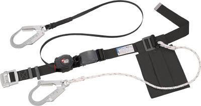 タイタン ダブルランヤード式安全帯【SL505-WDH-BL】(保護具・安全帯)