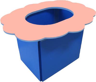 西田製凾 簡易携帯用トイレ(凝固剤・処理袋 各30ヶ入り)【RSN001】(防災・防犯用品・ライフライン対策用品)