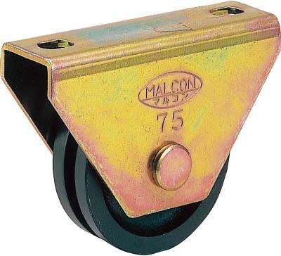 MK マルコン枠付重量車 150mm コ型【C-2350-150】(建築金物・工場用間仕切り・戸車)