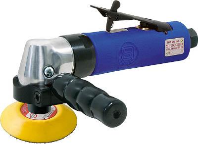 SI アングルポリッシャー(高速タイプ)【SI-2009H】(空圧工具・エアサンダー)