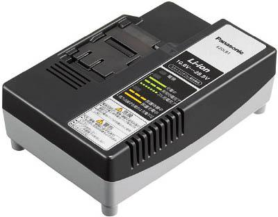 Panasonic 14.4~28.8Vリチウム専用充電器【EZ0L81】(電動工具・油圧工具・インパクトレンチ)