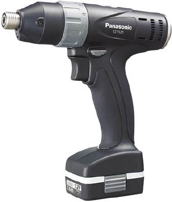 Panasonic 7.2VマルチインパクトD スリモ【EZ7520LA2S-B】(電動工具・油圧工具・インパクトドライバー)