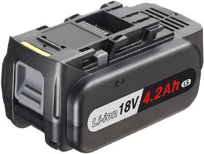 Panasonic 18V4.2Ahリチウムイオン電池パック【EZ9L51】(電動工具・油圧工具・インパクトレンチ)