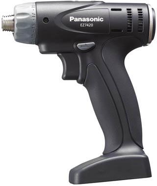 Panasonic 充電ドリルドライバー【EZ7420X-B】(電動工具・油圧工具・ドリルドライバー)【S1】