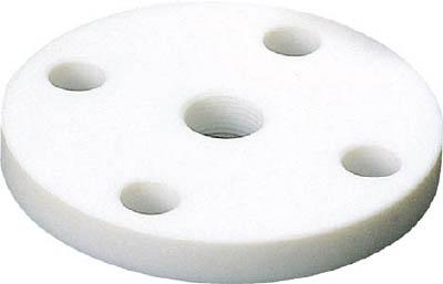 フロンケミカル フランジ 15A×10K×RC1/4【NR1405-10】(管工機材・フランジ)