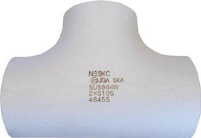 住金 ステンレス鋼製チーズ【ST-10S-80A】(管工機材・溶接継手)