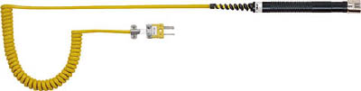 A&D Kタイプ熱電対プロ-ブ【AD1217】(計測機器・温度計・湿度計)