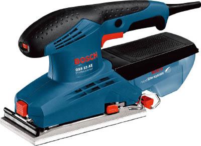 ボッシュ 吸塵オービタルサンダー【GSS23AE/MF】(電動工具・油圧工具・用途別研磨機)