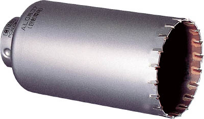ミヤナガ ALCコア/ポリカッターΦ100(刃のみ)【PCALC100C】(穴あけ工具・コアドリルビット)【S1】