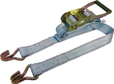 田村 ラッシング TR50-W1-1.0×5.0-W1【TR050W1010050】(吊りクランプ・スリング・荷締機・荷締機)
