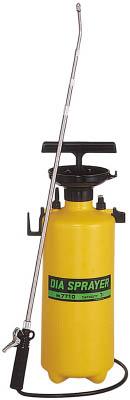 フルプラ ダイヤスプレープレッシャー式噴霧器7L【7710】(緑化用品・噴霧器)