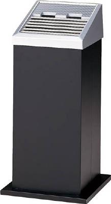コンドル (灰皿)スモーキング AL-201 黒【YS-35L-ID-BK】(清掃用品・灰皿)
