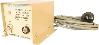 カネテック 電磁チャック用整流器【KR-N101A】(マグネット用品・電磁ホルダ)