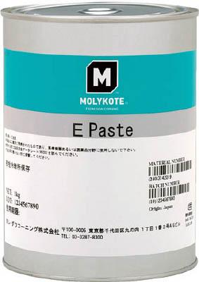 モリコート ペースト(淡黄色) Eペースト 1kg【E-10】(化学製品・焼付防止潤滑剤)【送料無料】
